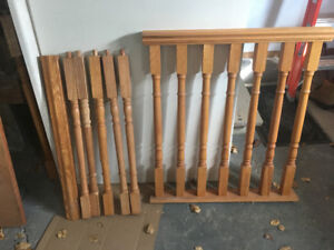 Railings and Spindles