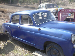 1959 Mercedes 180d Ponton project