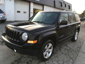 2012 Jeep Patriot AWD Nouveau Prix!!