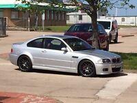 BMW E46 M3 SMG 2001