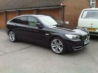 BMW 530d GT SE 3.0 DIESEL AUTO 5DR SALOON 2009 [59] BLACK