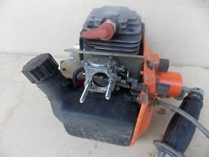 husqvarna 165R brush saw for parts Prince George British Columbia image 3