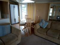 STATIC CARAVAN WILLERBY HORIZON FOR SALE; MORECAMBE CONTACT BRIAN 07543979611