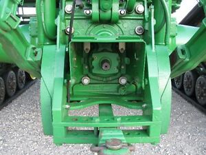 John Deere 8420T Tractor - like new - 1900 hrs London Ontario image 10