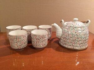 Cute Tea Set Cambridge Kitchener Area image 1