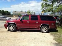 TODAY SALE 02 Yukon XL Denali Custom AWD NEW SAFETY