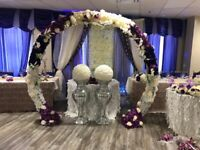 BANQUET HALL RENTAL& DOCORATION SERVICES FOR LESS