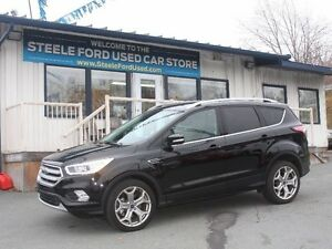 2017 Ford ESCAPE Titanium   $250 VISA Gift Card 'til end of Feb