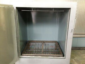 Electric powder paint curing oven ebay for Paint curing oven