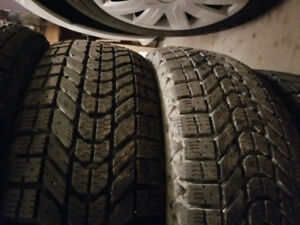 195/60/R15 Firestone winter force