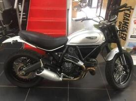 DUCATI SCRAMBLER CLASSIC FULLY CUSTOMISED 1 OFF. LOW MILES 1 OWNER