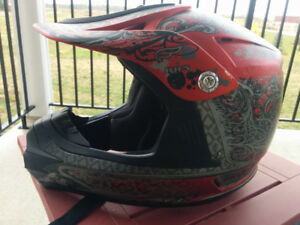 Dirt Bike Helmet - Fulmer