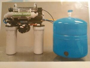 Water Testing and Filtering Service