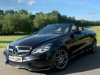 2014 Mercedes-Benz E Class E350 BLUETEC AMG SPORT Auto Convertible Diesel Automa