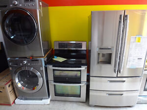 STAINLESS STEEL APPLIANCE PACKAGE FOR YOUR HOME FREE SHIPPING