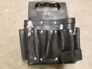 Ideal Leather Premium Tuff Tote Tool Pouch