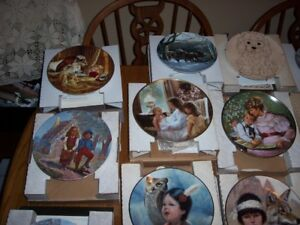 Collector's Plates for Sale  $8 each
