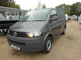 2013 VOLKSWAGEN TRANSPORTER T26 2.0 TDI SE PACK WITH AIR CON VAN DIESEL