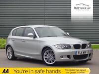2011 11 BMW 1 SERIES 2.0 116D M SPORT 5D 114 BHP DIESEL