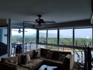 Panama Ocean View Condo $2000/mo  (with golf resort option)