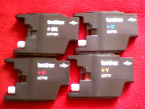 Brother MFC  Series LC71 Ink Cartridges