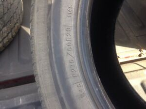 275/60-20 Goodyear Wrangler SRA - Set of 4 Kawartha Lakes Peterborough Area image 3