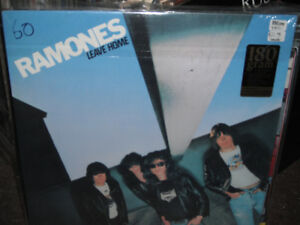 Ramones ‎– Leave Home, LP  180 Gr New