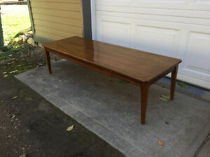 (Circa 1970's) Coffee Table