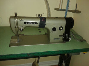 Brothers Industrial/Commercial Sewing Machine like new