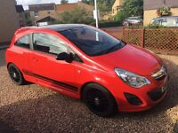 Vauxhall Corsa Full Service History and MOT until Aug17