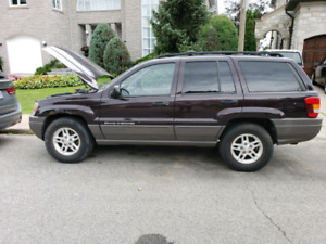 2004 Grand Cherokee a vendre en pieces