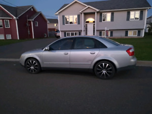 Audi 1.8T Lic/Inspected! Fully Loaded! Leather! Rims! 1500$