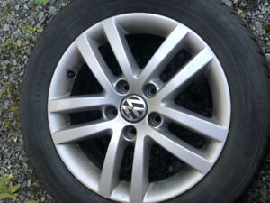 "16"" VW Golf Alloy rims"