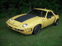 1978 Porsche 928 Coupé GTR Wide Body