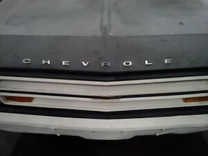 """Looking for the Letter """"T"""" on Chevrolet"""