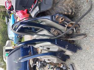 2003 Blazer  Parts  -  Tires and other parts