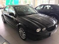2003 Jaguar X-TYPE 2.0 V6 Sport full mot. 12 service stamps