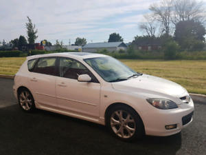 Mazda 3 Sport Gs 2.3 2008 (Automatique)