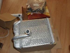 2003 GMC Sonoma Heater Core & Idler Arm