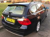 BMW 325 D (197 BHP) (2007) TURBO DIESEL SE TOURING ESTATE + FSH