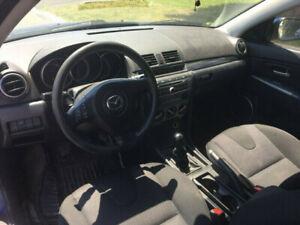Mazda3 Sport 2007
