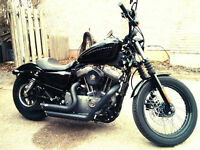 2009 Harley Davidson Nightster XL1200N - Saftied and Certified