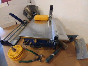Ceramic Wet Saw
