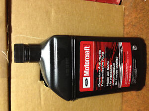 13 Liters of Premium Ford Transmission Fluid