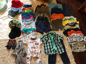 Boys Clothes 12 - 18 mths