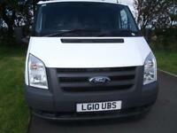 Ford Transit Direct from B.T. New Stock FSH Bennett Van Sales Ormskirk