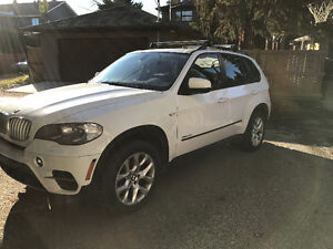 2013 BMW X5 35d SUV, Crossover
