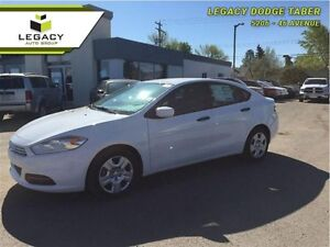 2016 Dodge Dart SE  - $141.73 B/W - Low Mileage