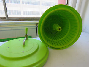 4x 20L Salad spinners for sale