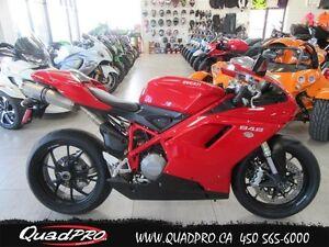 2009 Ducati 848 38,51$/SEMAINE